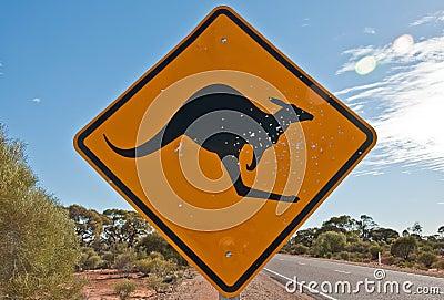Kangaroo signal