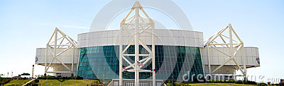 Kansas City Kemper Arena American Royal Editorial Stock Photo