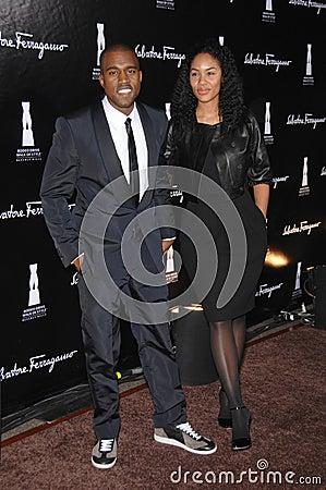 Kanye West Editorial Stock Image