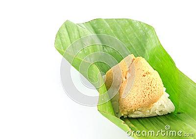 Kao nio sangkhaya, Thai Dessert
