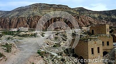 Kapadokya Capadoccia architecture