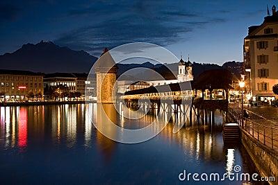 Kapellen-Brücke