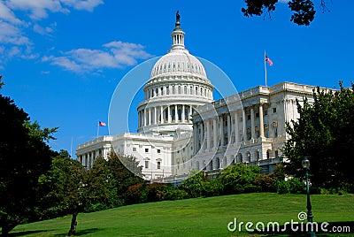 Kapitol von Vereinigten Staaten