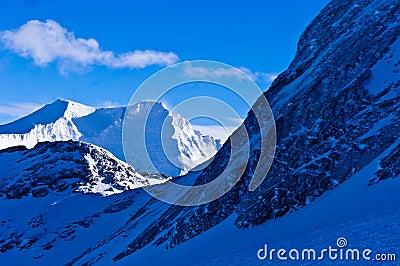 Kaprun glacier