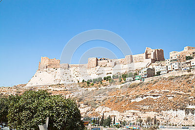 Karak fortress, Jordan