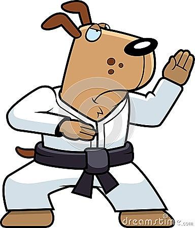 Free Karate Dog Stock Photos - 8458093