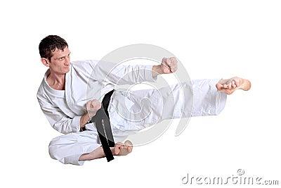 Karate jump