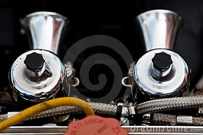 Karburatoru bliźniak