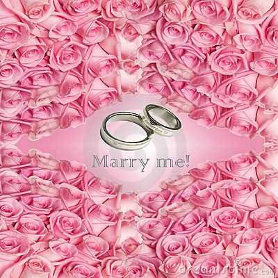 Karciany małżeństwo proponuje