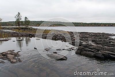 Karelia Stock Photo