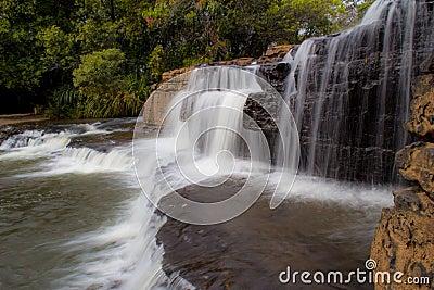 Karfiguela Waterfall, Burkina Faso