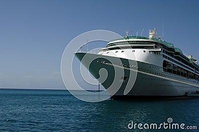 Karibisk kryssningship