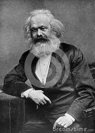 Free Karl Marx Stock Photo - 26657090