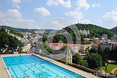 Karlovy Vary Editorial Photo