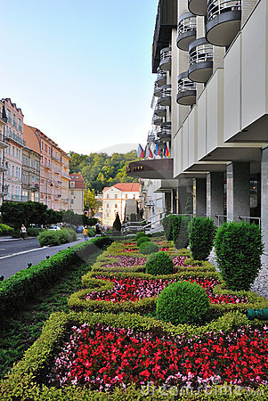 Karlovy Vary Editorial Stock Image