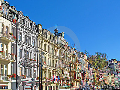 Karlovy Vary spa