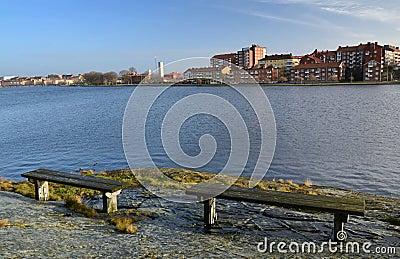 Karlskrona city coast