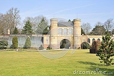 Karlsruhe Palace garden
