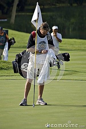 Karlsson ngc2008 robert s caddy Редакционное Изображение