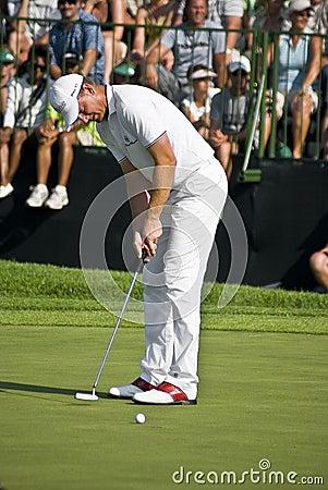 Karlsson uderzenie zakańczające definitywny uderzenie zakańczające ncg2008 Robert Zdjęcie Stock Editorial