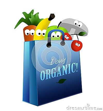 Karmowy zdrowy organicznie