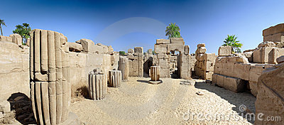 The Karnak Temple Complex, Luxor, Egypt.