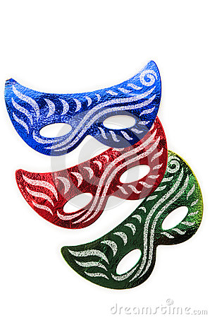 Karnawałowe maski