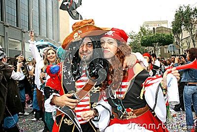 Karneval Redaktionell Fotografering för Bildbyråer
