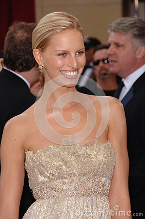Karolina Kurkova Editorial Stock Photo