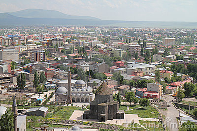 Kars, past and modern times