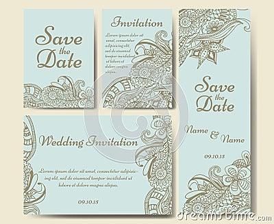 kartenvektorschablone für die heirat einladungen für danken ihnen, Einladung