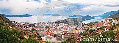 Kas town, Turkey