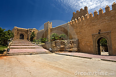 The Kasbah des Oudaias