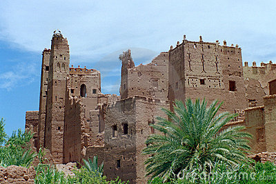 Kasbah of Morocco, #1