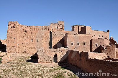 Kasbah of Taourirt, Morocco