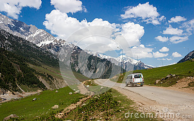 Kashmir valley, travel and tourism, India