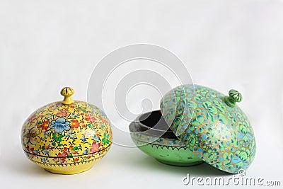 Kashmirian Box