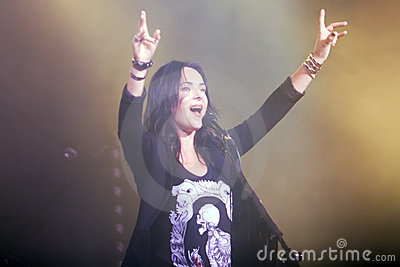 Kasia Kowalska polish rock star