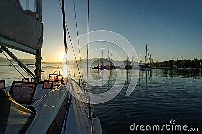 Kastos yacht marina