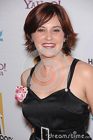Kate Ascott-Evans Editorial Stock Photo