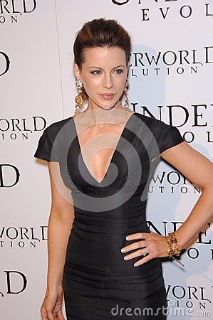 Kate Beckinsale,Underworld Editorial Photo
