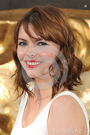 Kate Ford Editorial Stock Photo