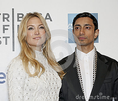 Kate Hudson and Riz Ahmed Editorial Photography
