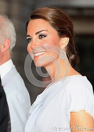Kate Middleton Editorial Stock Photo