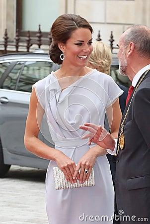 Free Kate Middleton Royalty Free Stock Photo - 27526245