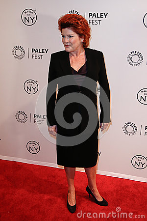 Kate Mulgrew Editorial Stock Image