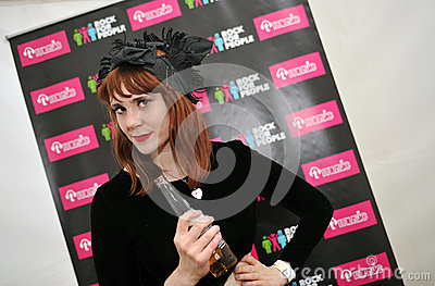 Kate Nash Editorial Stock Photo
