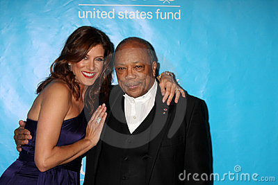 Kate Walsh, Quincy Jones Editorial Photography