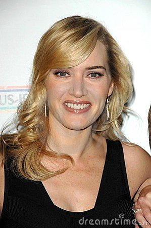 Kate Winslet Editorial Stock Image