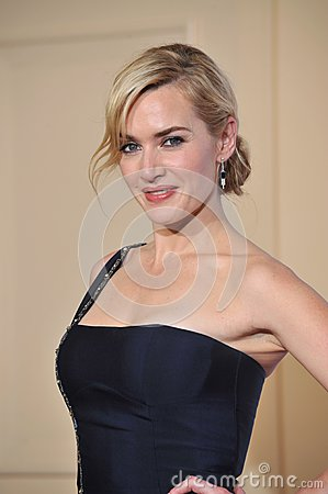 Kate Winslet Editorial Stock Photo
